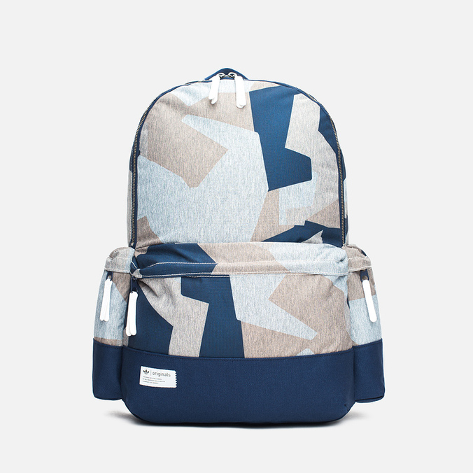 Рюкзак adidas Originals M90 BP Camo Blue