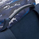 Рюкзак Barbour x White Mountaineering Wave Rucksack Blue фото- 12