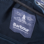 Рюкзак Barbour x White Mountaineering Wave Rucksack Blue фото- 5