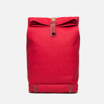 Brooks England Pickwick Backpack Cherry photo- 0