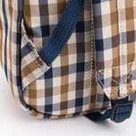 Детский рюкзак Aquascutum Club Check Beige фото- 6
