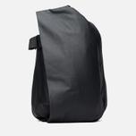 Рюкзак Cote&Ciel Isar Coated Canvas/Leather Black фото- 0