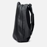 Рюкзак Cote&Ciel Isar Coated Canvas/Leather Black фото- 2