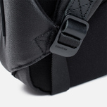 Cote&Ciel Isar Coated Canvas/Leather Backpack Black photo- 5