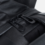 Рюкзак Cote&Ciel Isar Coated Canvas/Leather Black фото- 4