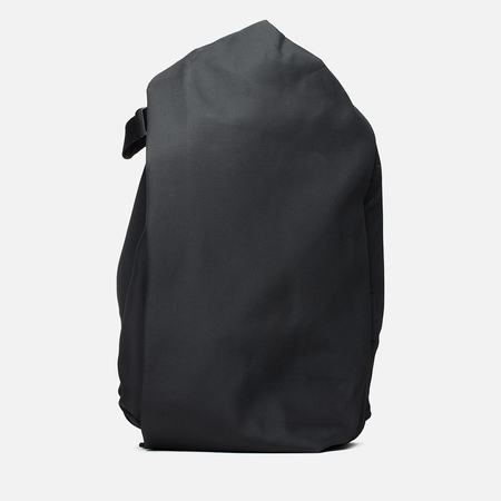 Cote&Ciel Isar Eco Yarn Large Backpack Black