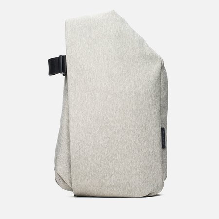 Cote&Ciel Isar Eco Yarn Medium Backpack Grey Melange