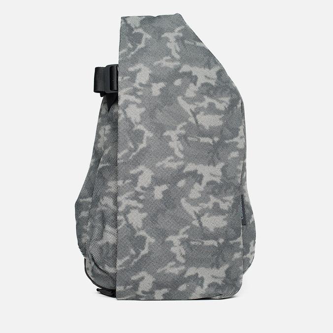 Рюкзак Cote&Ciel Isar Eco Yarn Medium Stone Grey Crypsis