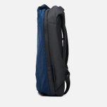 Cote&Ciel Isar Twin Touch Memory Tech Backpack Midnight Blue/Black photo- 2