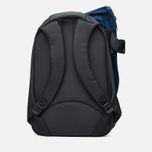 Cote&Ciel Isar Twin Touch Memory Tech Backpack Midnight Blue/Black photo- 3