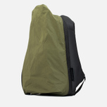 Cote&Ciel Isar Twin Touch Memory Tech Backpack Olive Green/Black photo- 1