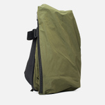 Cote&Ciel Isar Twin Touch Memory Tech Backpack Olive Green/Black photo- 2