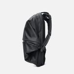 Cote&Ciel Meuse Coated Canvas/Leather Backpack Black photo- 2