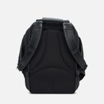 Cote&Ciel Meuse Coated Canvas/Leather Backpack Black photo- 3