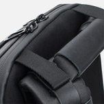 Рюкзак Cote&Ciel Meuse Coated Canvas/Leather Black фото- 4