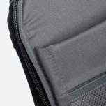 Cote&Ciel Meuse Coated Canvas/Leather Backpack Black photo- 8
