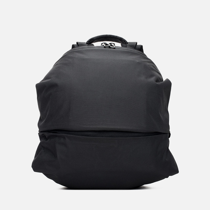 Cote&Ciel Meuse Eco Yarn Backpack Black