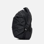 Cote&Ciel Meuse Eco Yarn Backpack Black photo- 2