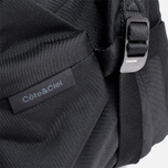 Cote&Ciel Meuse Eco Yarn Backpack Black photo- 6