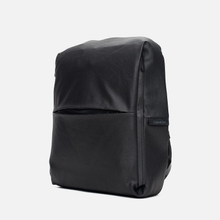 Рюкзак Cote&Ciel Rhine Coated Canvas/Leather Black фото- 1