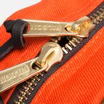 Filson Twill Backpack Tan/Orange photo- 4