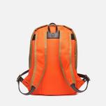 Filson Twill Backpack Tan/Orange photo- 3