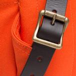 Filson Twill Backpack Tan/Orange photo- 7