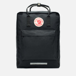 Рюкзак Fjallraven Kanken Big Black фото- 0