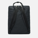 Рюкзак Fjallraven Kanken Big Black фото- 3
