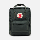 Рюкзак Fjallraven Kanken Forest Green фото- 0
