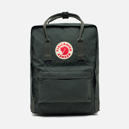 Fjallraven Kanken Backpack Forest Green