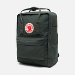 Рюкзак Fjallraven Kanken Forest Green фото- 1