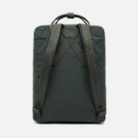 Рюкзак Fjallraven Kanken Forest Green фото- 3