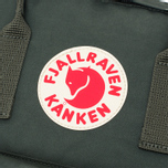 Рюкзак Fjallraven Kanken Forest Green фото- 4