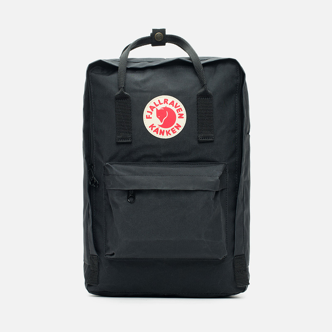Рюкзак Fjallraven Kanken Laptop 15 Inch Black