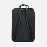 Рюкзак Fjallraven Kanken Laptop 15 Inch Black фото- 3
