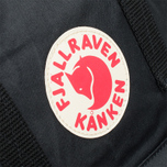 Рюкзак Fjallraven Kanken Laptop 15 Inch Black фото- 4