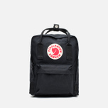 Рюкзак Fjallraven Kanken Mini Black фото- 0