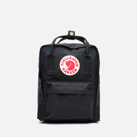 Рюкзак Fjallraven Kanken Mini Black