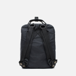 Рюкзак Fjallraven Kanken Mini Black фото- 3