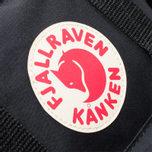 Рюкзак Fjallraven Kanken Mini Black фото- 4