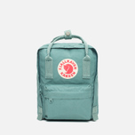 Рюкзак Fjallraven Kanken Mini Frost Green фото- 0