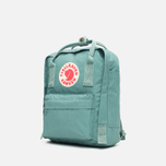 Fjallraven Kanken Mini Backpack Frost Green photo- 1