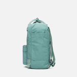 Fjallraven Kanken Mini Backpack Frost Green photo- 2