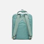 Рюкзак Fjallraven Kanken Mini Frost Green фото- 3