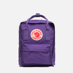 Рюкзак Fjallraven Kanken Mini Purple фото- 0