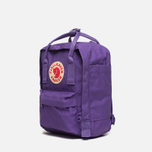 Рюкзак Fjallraven Kanken Mini Purple фото- 1