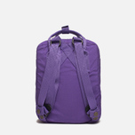 Рюкзак Fjallraven Kanken Mini Purple фото- 3