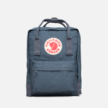 Fjallraven Kanken Mini Backpack Uncle Blue photo- 0