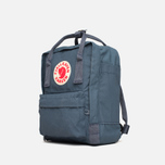 Fjallraven Kanken Mini Backpack Uncle Blue photo- 1